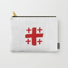 Jerusalem Cross 5 Carry-All Pouch