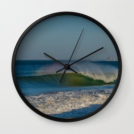 Rainbow Offshores Wall Clock