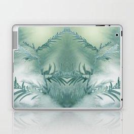 feathery leaves Laptop & iPad Skin