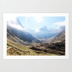 French Pyrenees 08 Art Print