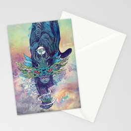 Spectral Cat Stationery Cards