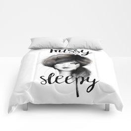 girl /Agat/  Comforters