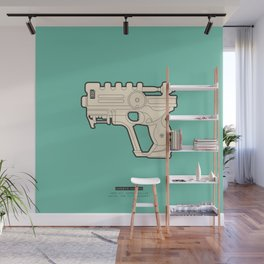 FAMOUS MOVIE WEAPONS - Korben Dallas Wall Mural