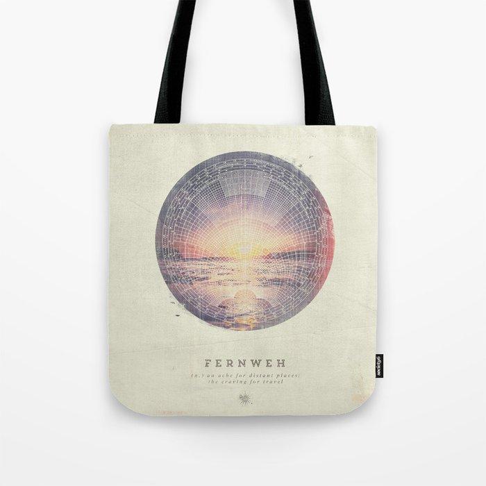 Fernweh Vol 5 Tote Bag