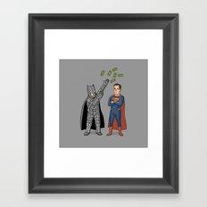 Super Rich 2 Framed Art Print