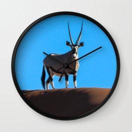 Oryx 2 Wall Clock
