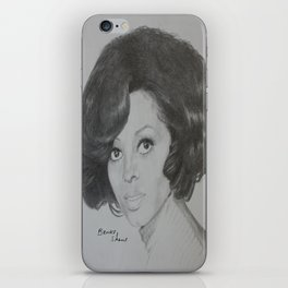 Diana Ross iPhone Skin