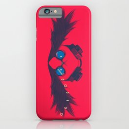 Dr. Robotnik & Sonic iPhone Case