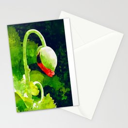 24.12.2020 - A new star is born Stationery Cards