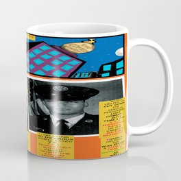 Bird of Steel Comix – 7 of 8 (Society 6 POP-ART COLLECTION SERIES) Coffee Mug
