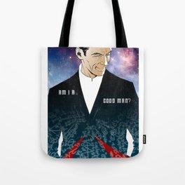 Twelfth Doctor Tote Bag