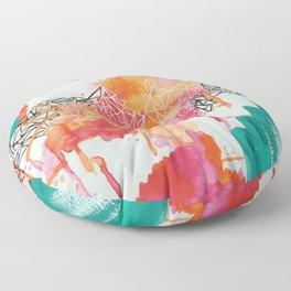 Pipe Dreams Floor Pillow