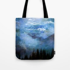 Amazing Nature - Mountains 2 Tote Bag
