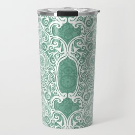 Arsenic and Clock Lace Travel Mug
