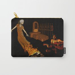 Dia de los Muertos: Private Seance Carry-All Pouch
