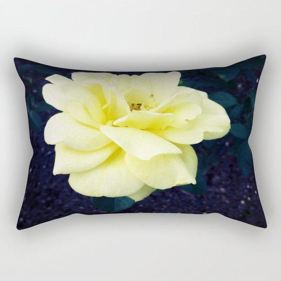 Friendship's Rose Rectangular Pillow
