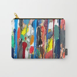 Paint upwards Carry-All Pouch
