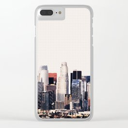 Southland Clear iPhone Case