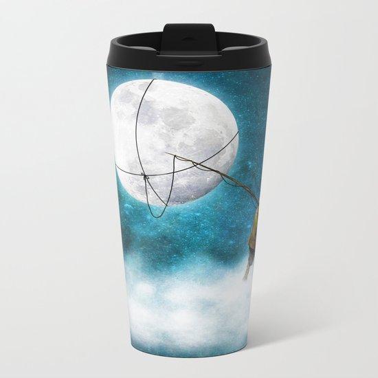 Moonwalk Metal Travel Mug