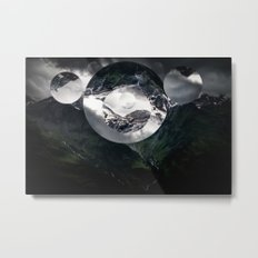 all is one Metal Print