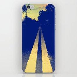 The Road Ahead iPhone Skin