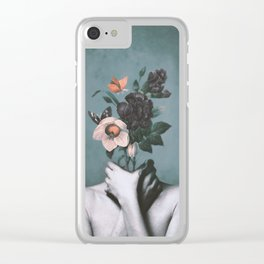 inner garden 3 Clear iPhone Case