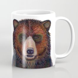 Blissed Out Bear Coffee Mug