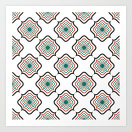 Personal Pattern - 1 Art Print