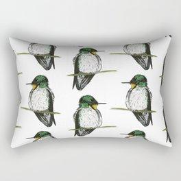 Juan Fernandez Firecrown Rectangular Pillow