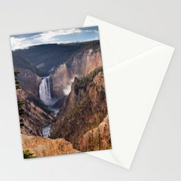 Yellowstone Grand Canyon Stationery Cards
