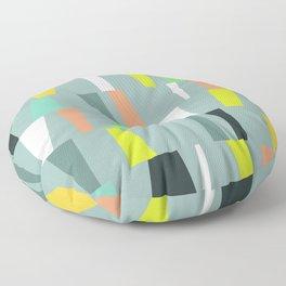 Modern Geometric 41 Floor Pillow