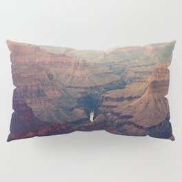 The Grand Canyon Pillow Sham