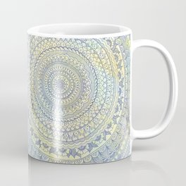 Mandala Doodle Coffee Mug