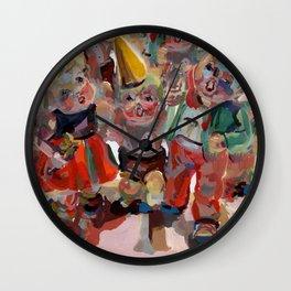Hummel Funnel Wall Clock