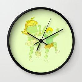 Macy's Day Parade Wall Clock
