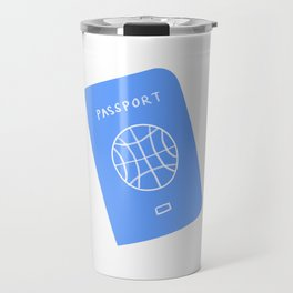 Passport Travel Mug