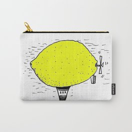 Lemon zeppelin Carry-All Pouch