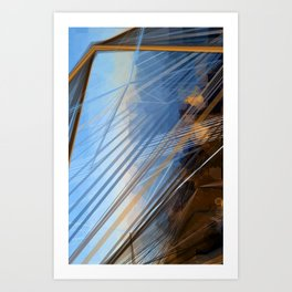 The Windows of the World Art Print
