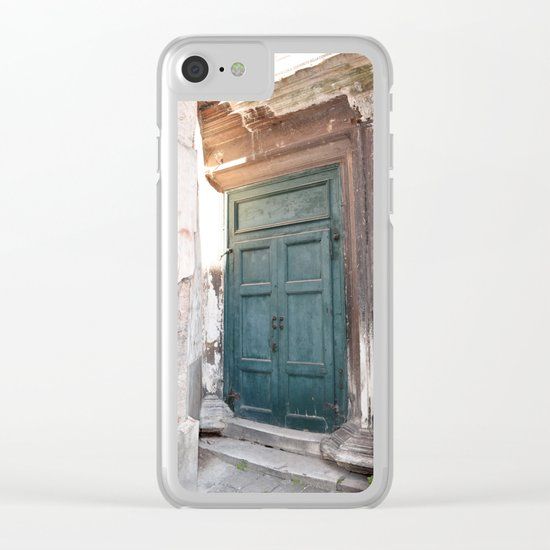 Door Clear iPhone Case