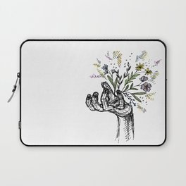 Flower-power Laptop Sleeve