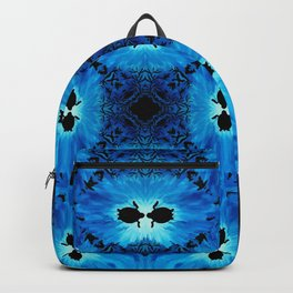 Sea Turtle in the deep blue Backpack