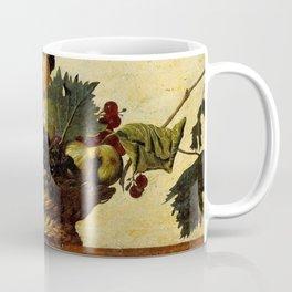 "Michelangelo Merisi da Caravaggio ""Basket of Fruit"" Coffee Mug"