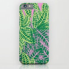Zebra Plant  iPhone 6s Slim Case