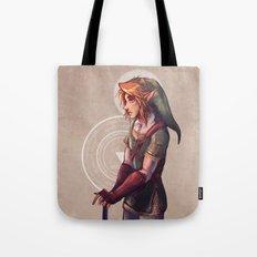 Hero of Twilight Tote Bag