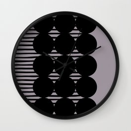 MULTI CERCLES Wall Clock