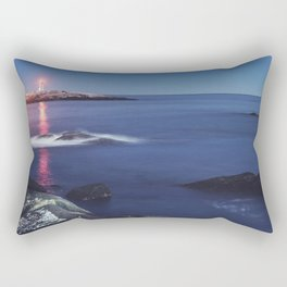 Atlantic Moonlight Rectangular Pillow