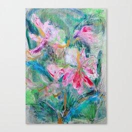 Amarylis2016(2) Canvas Print