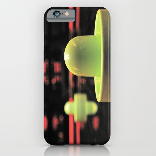 Arcade bokeh iPhone & iPod Case