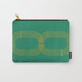 Eight track - runners never quit Carry-All Pouch