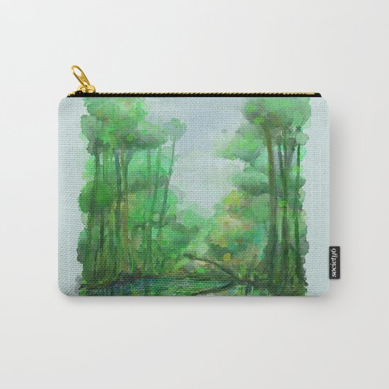 Lost in colors Carry-All Pouch